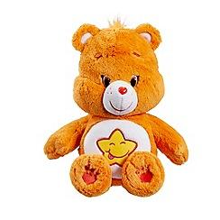 Care Bears - Medium Plush with DVD Laugh-a-Lot