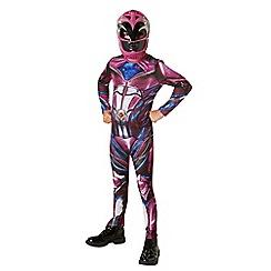 Power Rangers - Pink Ranger Costume - Medium