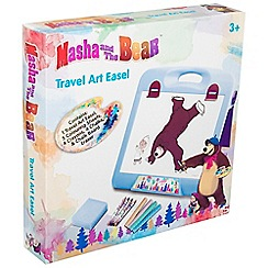 Masha and The Bear - Art Easel