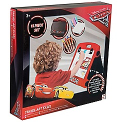 Disney Cars - 3 Travel Art Easel