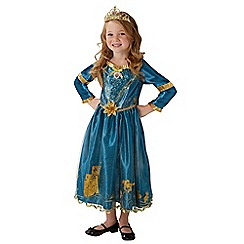 Disney Princess - Storyteller Merida Costume - Medium