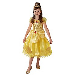 Disney Princess - Storyteller Golden Belle Costume - Medium
