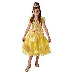 Disney Princess - Storyteller Golden Belle Costume - Medium