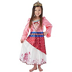 Disney Princess - Storyteller Mulan Costume - Medium
