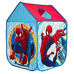 Worlds Apart - Spiderman Pop up Play Tent