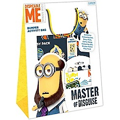 Despicable Me - Carry bag with activity lines