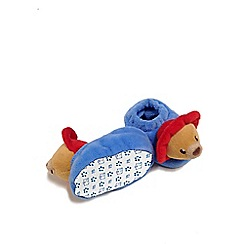 Paddington Bear - For Baby Booties