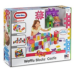 Little Tikes - Waffle Blocks Castle