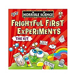 Galt - Frightfully First Experiments Kit