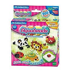 Aqua beads - 3D Animal Set