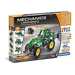 Clementoni - Mechanics Laboratory - Farm Equipment