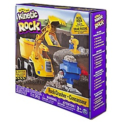 Kinetic Sand - Rock Crusher Playset