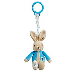 Beatrix Potter - Peter Rabbit Jiggle Attachable Toy
