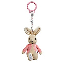 Beatrix Potter - Flopsy Jiggle Attachable Toy
