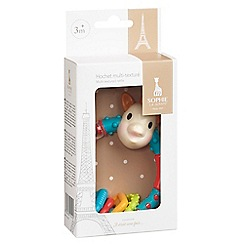 Sophie la girafe - Multi Textured Rattle Teether