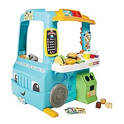 Fisher-Price - Laugh & Learn Servin' Up Fun Food Truck