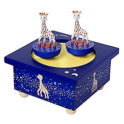 Sophie La Girafe - Spinning Music Box - Midnight Blue