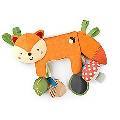 Bright Starts - 2-in-1 Foxy Forest Toy Bar