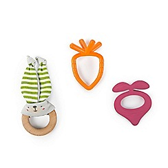 Bright Starts - Bunny Bites Teething Set