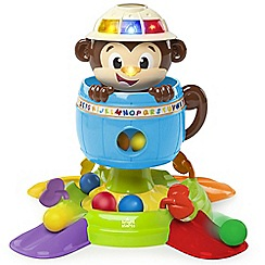 Bright Starts - Having a Ball Hide n Spin Monkey