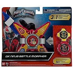 Power Rangers - Ninja Steel DX Ninja Star Morpher