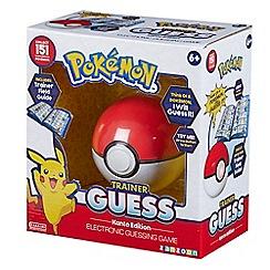 Pokemon - Pok mon Guess