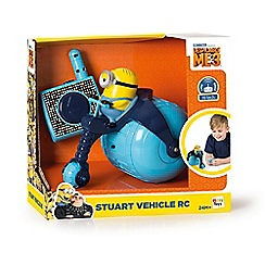 Despicable Me - Minions Small Stuart Vehicle RC