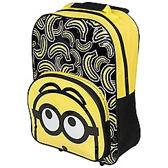 Despicable Me - 3 Trolley Bag with Front and Mesh Pocket