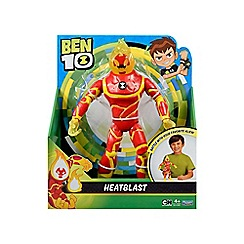 Ben 10 - Heat blast Super Deluxe Figures