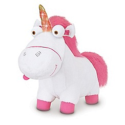 Despicable Me - 3 Fluffy the Unicorn Light up Plush