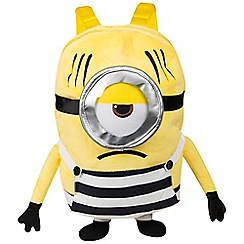 Despicable Me - 3 Mel Plush Backpack