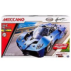 Meccano - Assorted licenced vehicle