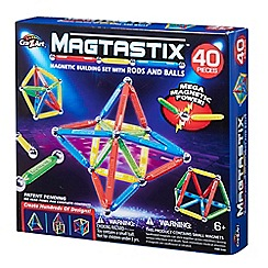 Cra-Z-Art - Magtastix 40 Piece Building Set