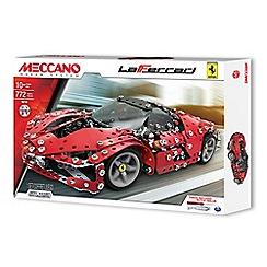 Meccano - Meccano ferrari f12