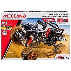 Meccano - 25 Model Set - Jeep