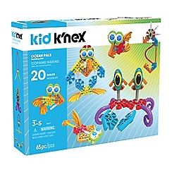 K'Nex - Ocean Pals Junior Building Set