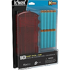 K'Nex - K-Force 10 Dart Clip Blister Pack