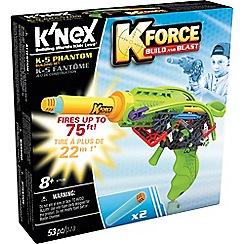 K'Nex - K-Force K-5 Phantom Blaster