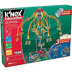 K'Nex - Stem Build & Learn Swing Ride Building Set