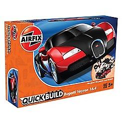 Hornby - Quickbuild Bugatti Veyron - J6020