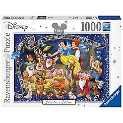 Disney Princess - Collector's Edition Snow White 1000pc Jigsaw Puzzle