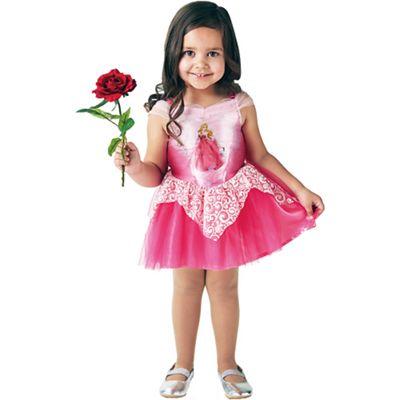 Disney Princess - Ballerina Sleeping Beauty Costume - Toddler  sc 1 st  Debenhams & Disney Princess Ballerina Snow White Costume - Toddler | Debenhams