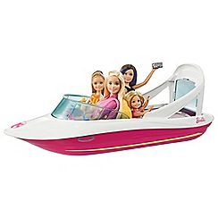 Barbie - Dolphin Magic Ocean View Boat