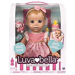 Luvabella - Responsive Baby Doll - Blonde Hair
