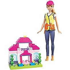 Barbie - Builder Doll & Playset