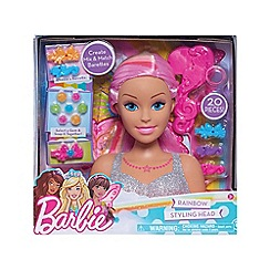 Barbie - Dreamtopia Rainbow Small Styling Head