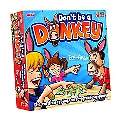 John Adams - Don't Be A Donkey