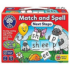 Orchard Toys - Match And Spell Next Steps' Game