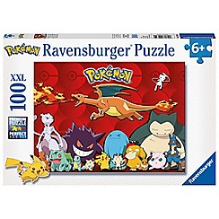 Ravensburger - Pokemon XXL 100pc Jigsaw Puzzle