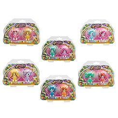 Glimmies - Rainbow Friends Double Blister Assorted